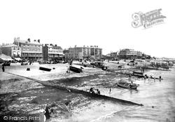 The Beach 1890, Worthing