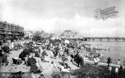 The Beach 1925, Worthing