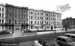 The Eardley Hotel c.1965, Worthing