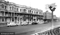 The Moorlands And Clear View Hotels c.1965, Worthing