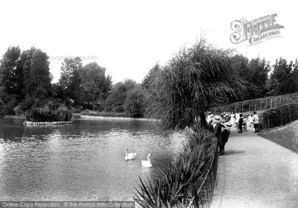 Photo of Worthing, The Park 1906
