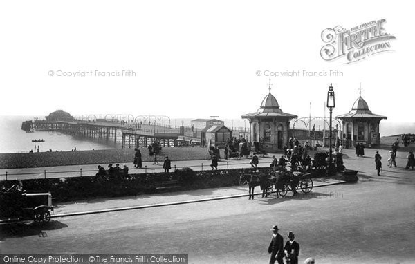 Photo of Worthing, The Pier 1919