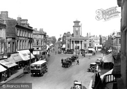 Town Hall 1919, Worthing