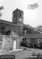 Wortley, Parish Church c.1960