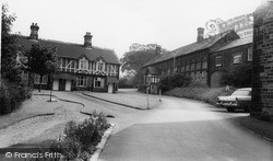 Wortley, Reading Room Row c.1960