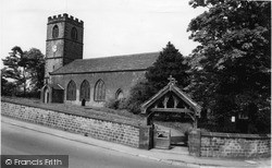Wortley, St Leonard's Church c.1960