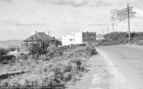 Photo of Wotter, Main Road c.1955