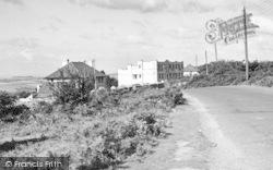 Wotter, Main Road c.1955