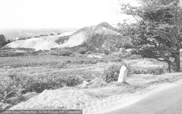 Photo of Wotter, The Moor c.1955