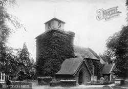 Wotton, Church Of St John The Evangelist 1904