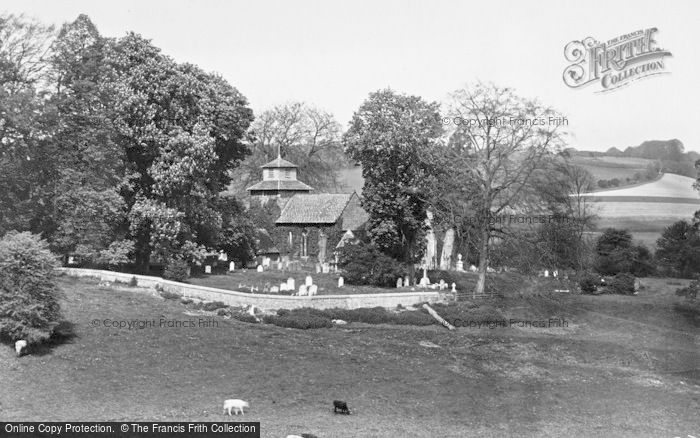 Photo of Wotton, Church Of St John The Evangelist 1919