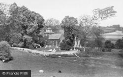 Wotton, Church Of St John The Evangelist 1919