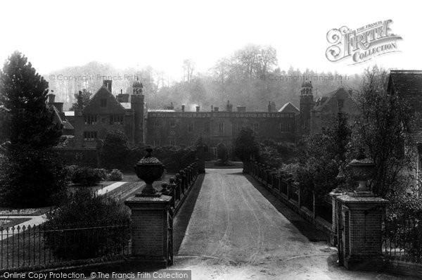 Photo of Wotton, House 1906