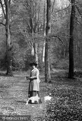 Wotton, Ladies Fashion 1906