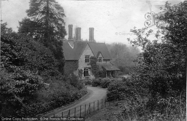Photo of Wotton, Rectory 1906