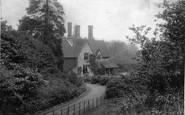 Wotton, Rectory 1906