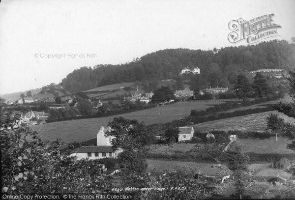 Photo of Wotton Under Edge, 1900