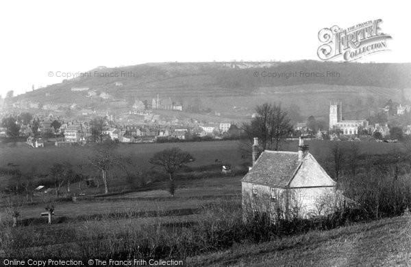 Wotton-Under-Edge, 1900