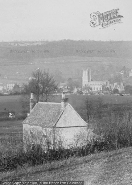 Photo of Wotton Under Edge, Church 1900