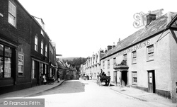 Wotton-Under-Edge, Church Street 1897
