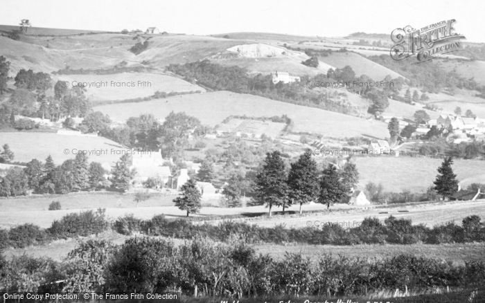 Photo of Wotton Under Edge, Coombe Valley 1900