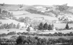 Wotton-Under-Edge, Coombe Valley 1900