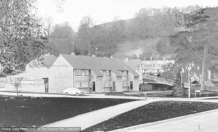 Photo of Wotton Under Edge, Corner Of Parklands c.1950