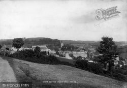 Wotton-Under-Edge, From Brown's Piece 1897