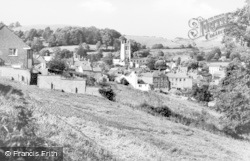 Wotton-Under-Edge, From Brown's Piece c.1950