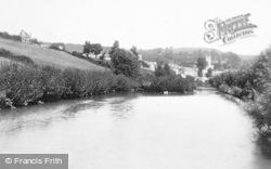 Wotton-Under-Edge, From Hack Mill 1897