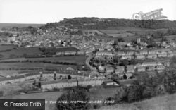 From The Hill c.1950, Wotton-Under-Edge