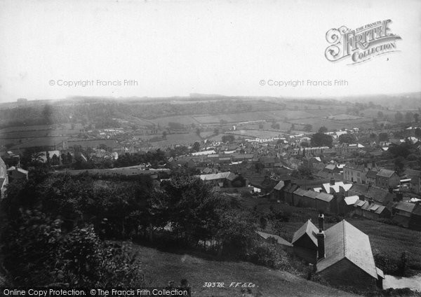 Photo of Wotton Under Edge, From Wotton Hill 1897