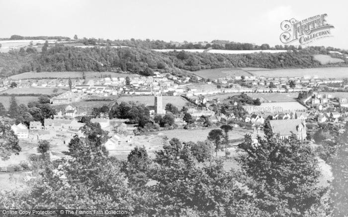 Photo of Wotton Under Edge, General View c.1950