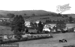 Wotton-Under-Edge, Holywell 1900