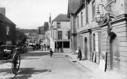 Wotton-Under-Edge, Market Street 1897