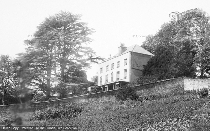 Photo of Wotton Under Edge, Nursing And Convalescent Home 1897