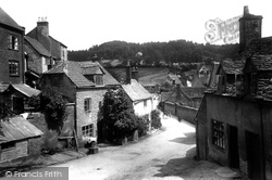 Wotton-Under-Edge, Potters Pond 1903