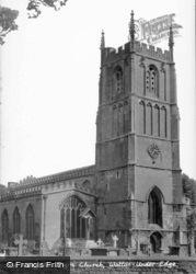 St Mary The Virgin Church c.1939, Wotton-Under-Edge