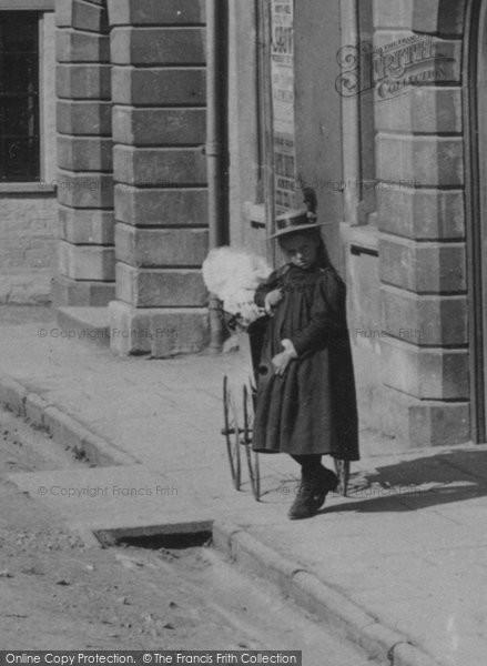 Photo of Wotton Under Edge, Sunday Best 1897
