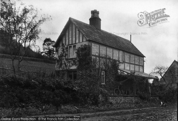 Photo of Wotton Under Edge, The Haven 1904