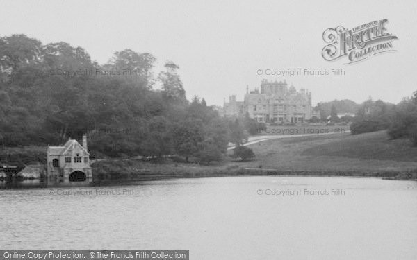 Photo of Wotton Under Edge, Tortworth Court 1897