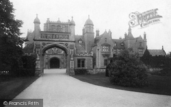 Wotton-Under-Edge, Tortworth Court 1897