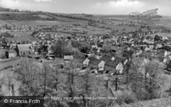 View From Old London Road c.1950, Wotton-Under-Edge