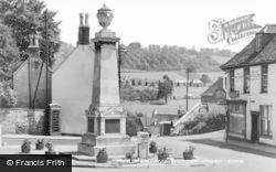 Wotton-Under-Edge, War Memorial c.1950