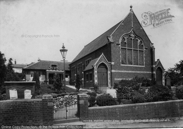 Photo of Wotton Under Edge, Wesleyan Methodist Church 1903