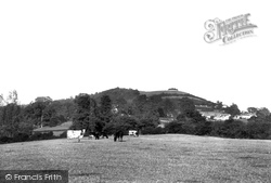 Wotton-Under-Edge, Wotton Hill 1900