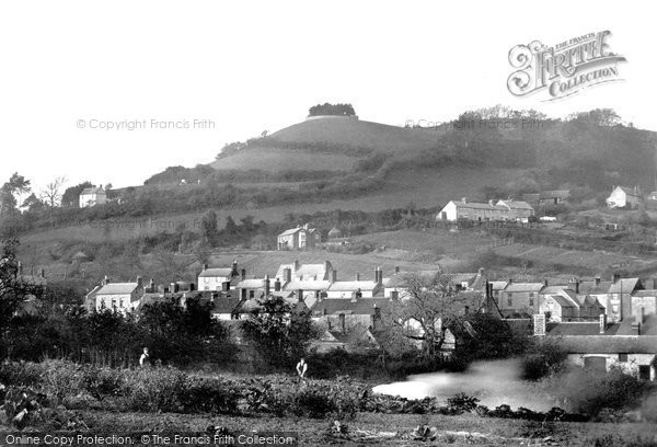 Photo of Wotton Under Edge, Wotton Hill 1904
