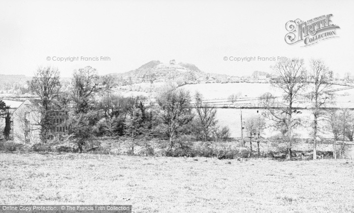 Photo of Wotton Under Edge, Wotton Hill From Kingswood c.1950