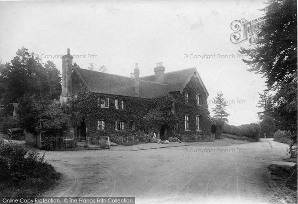 Photo of Wotton, Wotton Hatch 1904