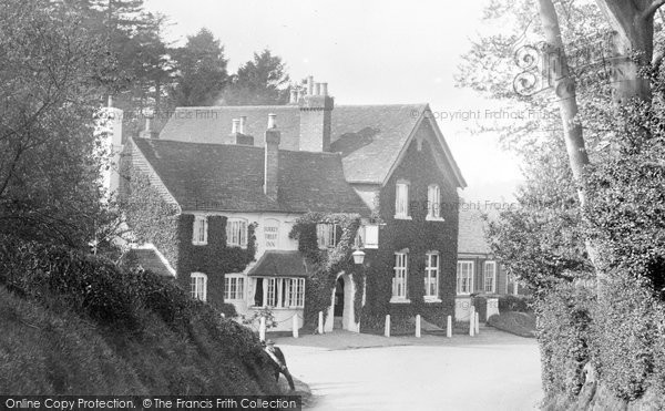 Photo of Wotton, Wotton Hatch Hotel 1929